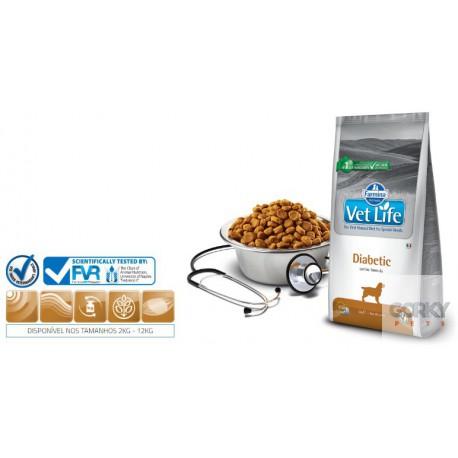Farmina DOG Vet Life - Diabetic