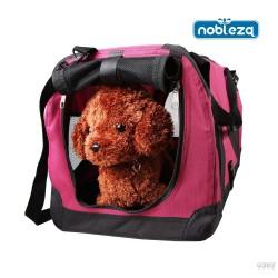 NOBLEZA Mala de transporte para cães e gatos