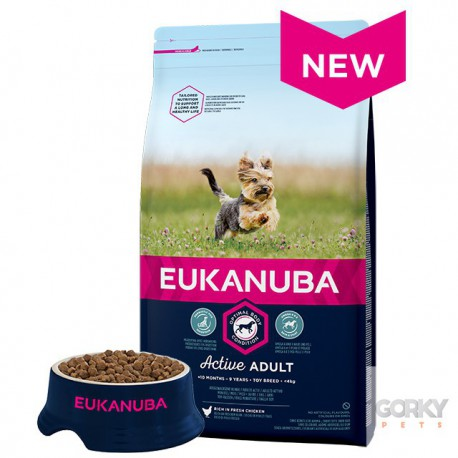 Eukanuba Adult Toy Breed