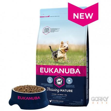 Eukanuba Mature&Senior Toy Breed