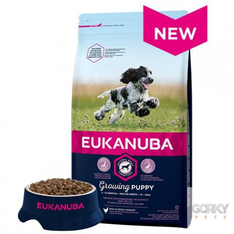 Eukanuba Puppy Medium Breed