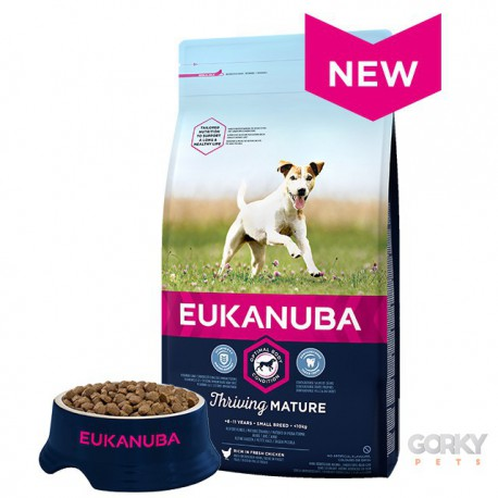 Eukanuba Mature&Senior Small Breed