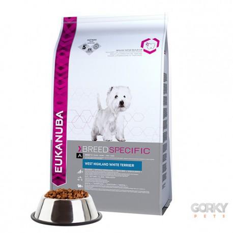 Eukanuba Adult - West Highland Terrier