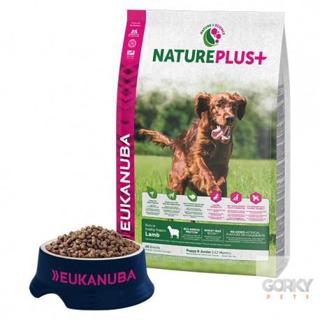 Eukanuba Nature+ Puppy - Borrego