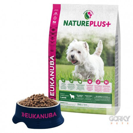 Eukanuba Nature+ Adult Small Breed - Borrego