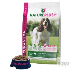 Eukanuba Nature+ Adult Medium Breed - Borrego