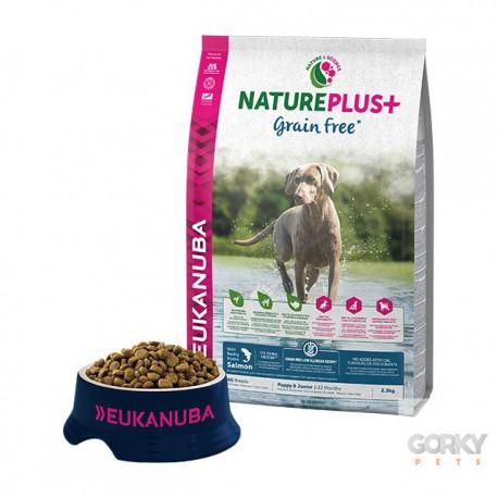 Eukanuba NP Grain Free Puppy - Salmão