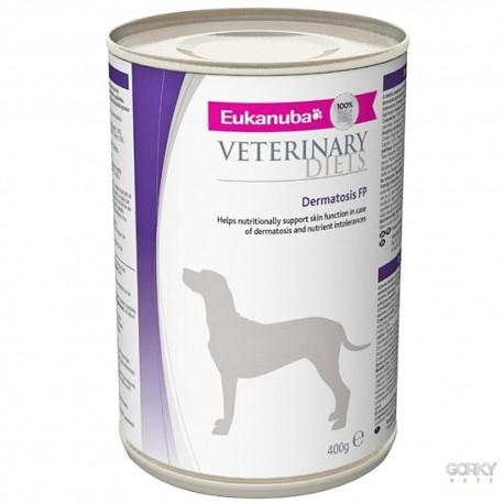 Eukanuba VET DIET Dog - Latas Dermatosis FP