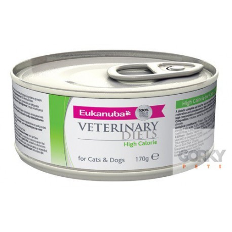 Eukanuba VET DIET Dog/Cat - High Calorie