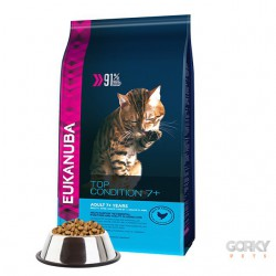 Eukanuba Cat Senior - Top Condition 7+
