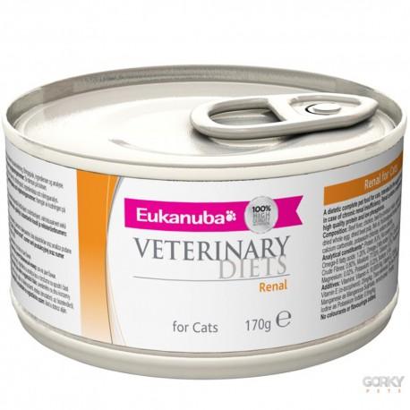 Eukanuba VET DIET Cat - Latas Renal