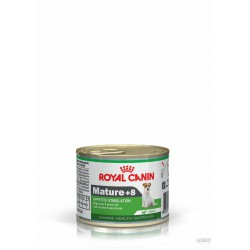 Royal Canin Mini Mature 8+ - Latas