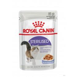 Royal Canin Sterilised Jelly - Saquetas