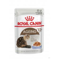 Royal Canin Ageing 12+ Jelly - Saquetas