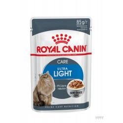 Royal Canin Cat Ultra Light Gravy - Saquetas