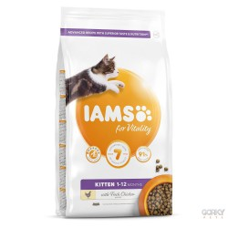 IAMS Cat for Vitality - Kitten