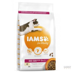 IAMS Cat for Vitality - Senior & Mature