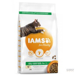 IAMS Cat for Vitality Adult - Frango