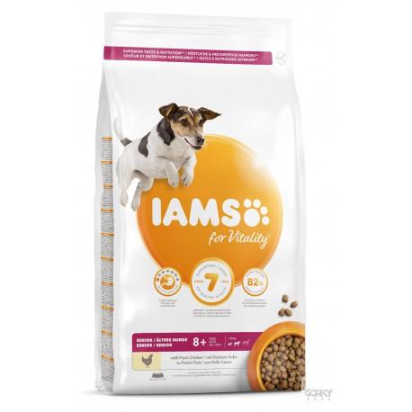 IAMS Dog for Vitality - Senior Small & Medium