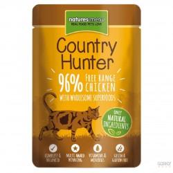 Country Hunters CAT - Saquetas Frango & Coração
