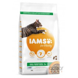 IAMS Cat for Vitality Adult - Peixe
