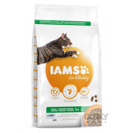 IAMS Cat for Vitality Adult - Peixe