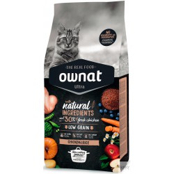 OWNAT Cat Ultra Adult - Frango & Arroz
