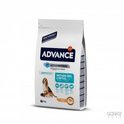 ADVANCE Dog Mother & Initial - Frango & Arroz