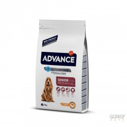 ADVANCE Dog Medium Senior - Frango & Arroz