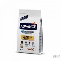 ADVANCE Dog Sensitive Medium & Maxi - Salmão & Arroz