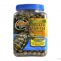 Comida Natural p/ Tartarugas Aquáticas Adult - Zoomed
