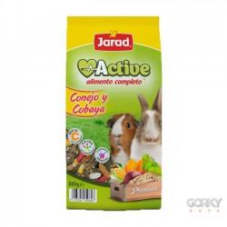 Comida COELHO / PORCOS-DA-ÍNDIA Active - Jarad