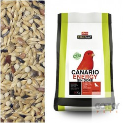 Mistura CANÁRIOS ENERGY Premium - Jarad