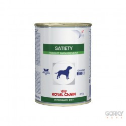 Royal Canin VET DIET Dog - Latas Satiety