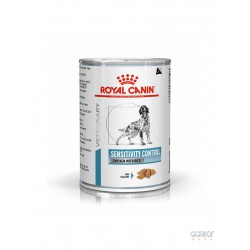 Royal Canin VET DIET Dog Sensitive Control - Latas Pato