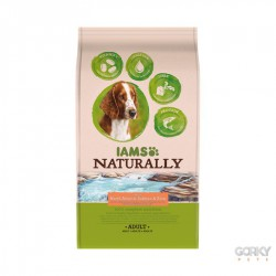 IAMS Dog Naturally - Salmão & Arroz