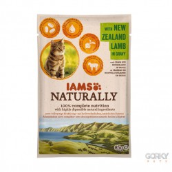 IAMS Cat Naturally - Saquetas Borrego