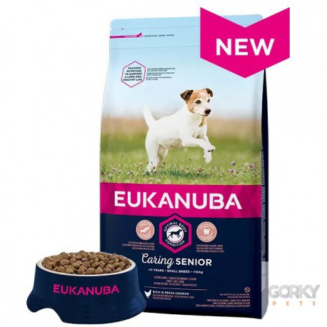 Eukanuba Senior Small Breed