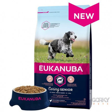 Eukanuba Senior Medium Breed