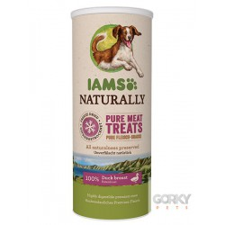 IAMS Dog Naturally Freeze Dried - Pato