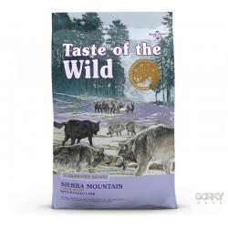 Taste of the Wild - BORREGO - Sierra Mountain