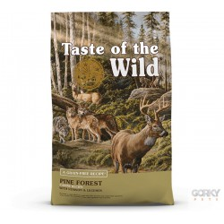 Taste of the Wild - VEADO & LEGUMES - Pine Forest