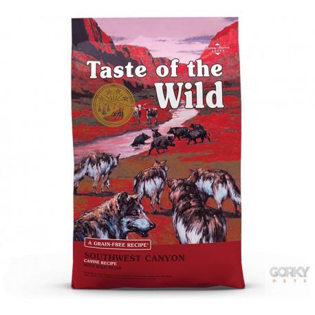 Taste of the Wild - JAVALI - Southwest Canyon