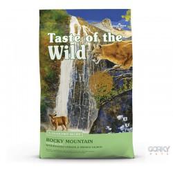 Taste of the Wild - VEADO & SALMÃO - Feline Rocky Mountain