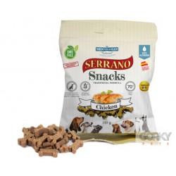 Snacks Serrano - Frango