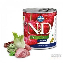 N&D Dog (GF Quinoa) - Latas Digestion
