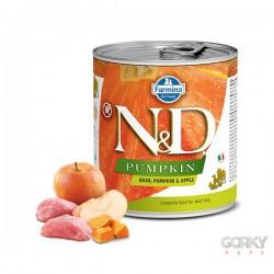 N&D Dog (GF Abóbora) - Latas Adult Javali
