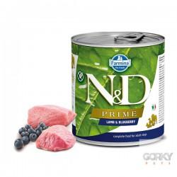 N&D Dog (Grain Free) - Latas Adult Borrego