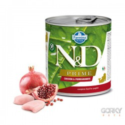 N&D Dog (Grain Free) - Latas Puppy Frango