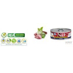 N&D Cat (GF Quinoa) - Latas Digestão